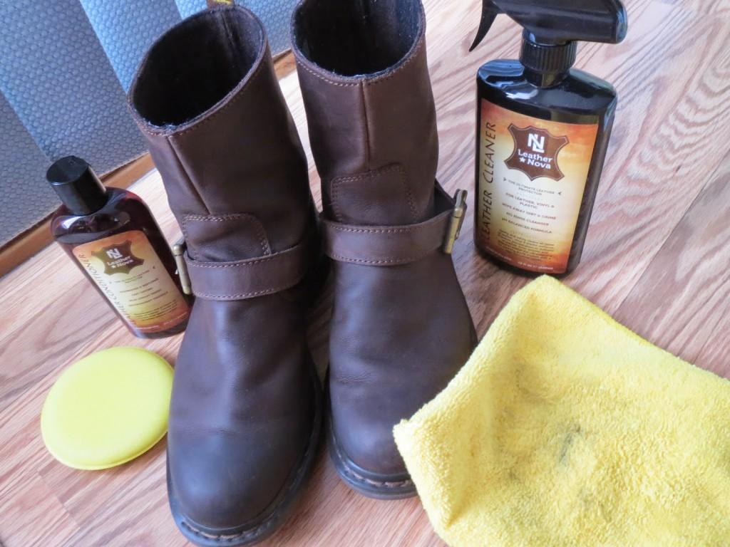 how to take care of your leather shoes