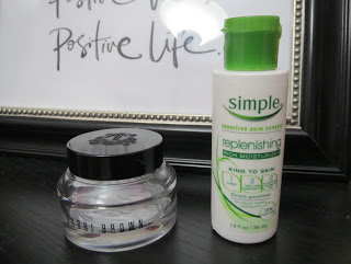 Drugstore Dupes bobbi brown moisturizer and simple