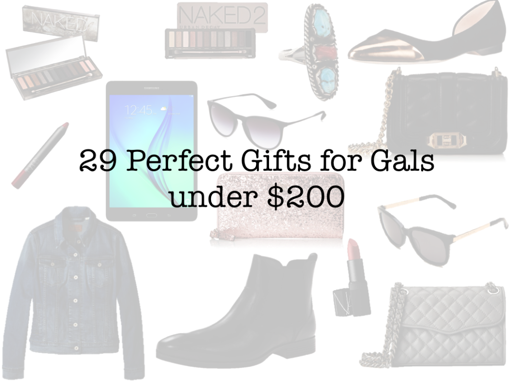 29 Perfect gifts for gals under 200